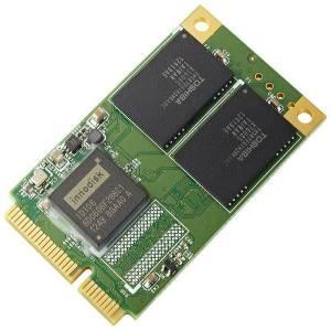 DRPS-32GJ30AC3QB 32GB Innodisk SLC mSATA D150Q, SATA2, mSATA Interface, Standard Temperature 0..+70 C