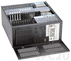 """GHB-120SR Wallmount Chassis, 10/12 Slots, 2x5.25""""/2x3.5""""/1x3.5""""HDD Drive Bays, without P/S"""