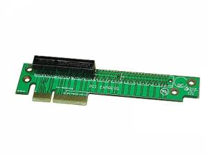 GHP-19X4 1xPCI Express x4 Slot Riser Card for 1U Rackmount Chassis