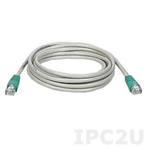 SLX141-X02 Ethernet Crossover Cable 2m, RJ-45 to RJ-45, CAT 5, PVC, 50V max