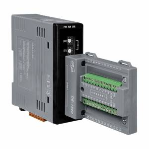 CAN-2019C/S CANopen Slave Module of 10-channel Universal Analog Input Include CAN-2019C module and a DB-1820 daughter board