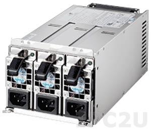 ZIPPY R3U-6460P 3U Redundant AC Input 460W ATX Industrial Power Supply, EPS12V, with Active PFC, 2+1