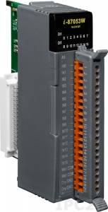 I-87053W-A5 Isolated Digital 16 Channels Input Module, High Profile