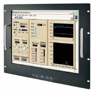 "R19L300-RKM1/PAT/U 19"" TFT LCD Monitor with Premier 5W Resistive Touch Screen (USB), VGA+HDMI Input, VESA Mounting"