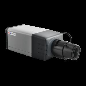 E271 10MP Box with D/N, Basic WDR, Vari-focal lens, f3-13mm/F1.4, DC iris, H.264, 1080p/30fps, DNR, Audio, MicroSDHC/MicroSDXC, PoE, DI/DO