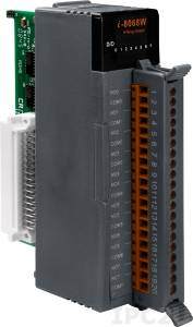I-8068W 8 Channels Relay Output Module, Parallel Bus, High Profile