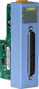 I-8042 16 Channel Isolated Digital I/O Module, Parallel Bus