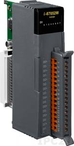 I-87052W Isolated Differential Digital Input Module, High Profile