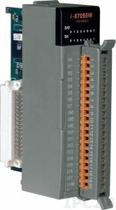 I-87055W Non Isolated Digital I/O Module, High Profile