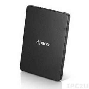 """APS25HP301TB-3TM 2.5"""" SSD APACER, 9.5mm, SATA 3, 1 Tb, MLC, r/w 510/400 MB/s, operating temperature 0..70C"""