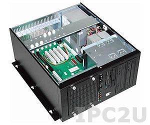 """GHB-082-8 Wallmount Chassis, 8 Slots, 2x5.25""""/1x3.5""""/1x3.5"""" HDD Drive Bays, without P/S"""