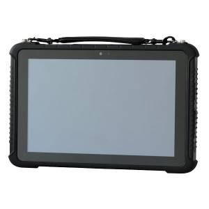 """ROBUSTAB-TI10 10.1"""" IP65 Rugged Tablet PC, Intel Quad Core x5-Z8350, 1280x800 (16:10), 400 nits, Multi-Touch, 2GB DDR3L, 32GB Storage (max. 128GB), USB+Micro USB, Mini-HDMI, LTE, GPS, WiFi+BT(2.4/5G), 5.0/2.0 MPCam, 10000mAh, Win 10 IoT"""