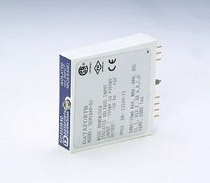 SCM5B45-02D Frequency Input Module, Input 0...1 kHz, Output 0...+10 V