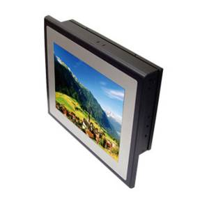 "ST12536 10.4"" TFT LCD Fanless Panel PC, Touch Screen, Intel Atom E3845 1.91GHz 3I380CW CPU Board, 2GB DDR3L onboard, VGA, HDMI, 2xGbit LAN, 3xCOM, 4xUSB, 2.5"" SATA Drive Bay, mSATA, 1xMini-PCIe, 12V External Power Adapter"