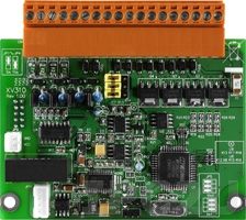 XV310 Multifunctional 4 AI, 2 AO, 4 DI, 4 DO Expansion Board (RoHS) only for VPD Series (Except VPD-130/VPD-130N)