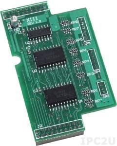 X111 13 Channels Digital Output Module for I-7188XB/EX