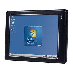 """LCD-AM057-U-SET Ampire 5.7"""" TFT LCD with LCD Cable, Touch Screen and USB Touch Screen Controller"""