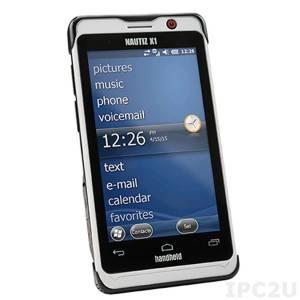 "Nautiz-NX1-GA 4"" Rugged Handheld, sunlight-readable capacitive touch , Dual Core OMAP4430 1GHz,1GB RAM, 4GB Flash, Micro SD/SDHC/card slots, Micro USB 2.0, 3G, WLAN, BT, GPS, 5M camera, Audio, Li-ion, Android 4.0"
