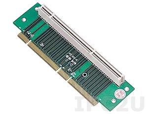GHP-R0104 1xPCI-X Slot Riser Card, 64bit 3.3V, for 2U Rackmount Chassis