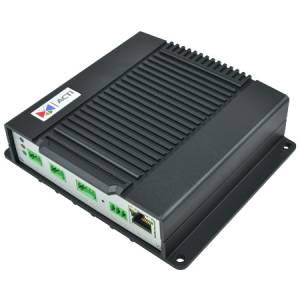 V21 1-Channel 960H/D1 H.264 Video Encoder with, BNC Video Input, RJ-45 Video Output, Audio, MicroSDHC/MicroSDXC, RS-485, RS-422, DI/DO, PoE/DC12V
