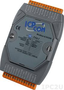 M-7061 12-channel Form A Relay Output Module