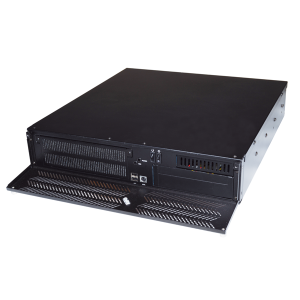 iROBO-21222-17M 2U Rackmount Industrial Computer, Intel Core i3/i5/i7 2nd/3rd Gen. CPU, Intel B75 Chipset, up to 16GB DDR3 RAM, VGA, 2xGbit LAN, 4xPCI /1xISA Expansion Slots, 500W PSU