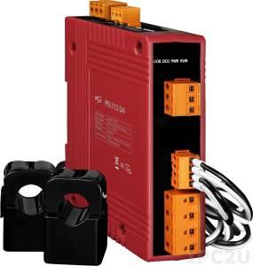 PM-3114-240 Modbus RTU, 4 loops single-phase power meter (200 A)