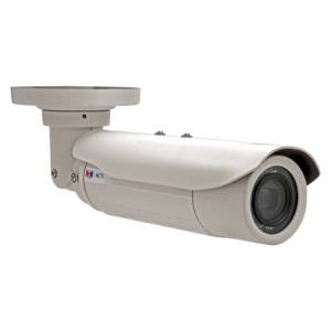 E415 3MP Zoom Bullet with D/N, Adaptive IR, Superior WDR, 10x Zoom lens, f4.96-49.6mm/F2.8-3.5, Adaptive iris, H.264, 1080p/30fps, 2D+3D DNR, Audio, MicroSDHC/MicroSDXC, PoE, IP68, IK10 (metal casing) , DI/DO