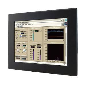 R12L600-PMM2HB 12,1 Industrial Display, 1024x768, 1000cd/m2, Contrast Ratio 700:1, VGA, power adapter 100-240V AC