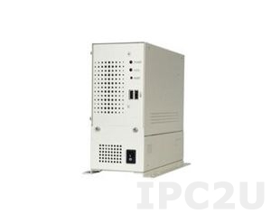"PAC-53GHW/A618A Wallmount Half Size Chassis, w/o B/P, 1x2.5"" Drive Bay, ACE-A618A-RS 180W ATX Power Supply, RoHS"