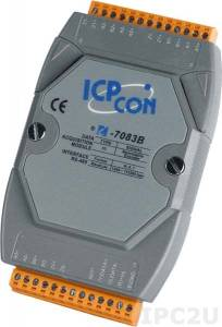 I-7083B 3-axis, 32 bits Encoder Counter with Battery Backup Module