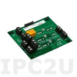 8BP02-3 2 Channels Backpanel for 8B Modules, no CJC, DIN-Rail mounting, up to 50V