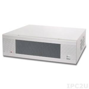 iROBO-W8011-2L Wallmount Computer, Intel i7-620 CPU, Intel QM57 Chipset, 4GB DDR3 RAM (max. 8GB), 250GB HDD, VGA, DVI, HDMI, 2xGbit LAN, 6xUSB, 2xCOM, Audio, 180W PSU