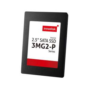 """DGS25-01TD81SWAQC 1TB 2.5"""" Innodisk 3MG2-P SSD, SATA 3, MLC, R/W 520 / 450 MB/s, Wide Temperature -40..+85 C"""