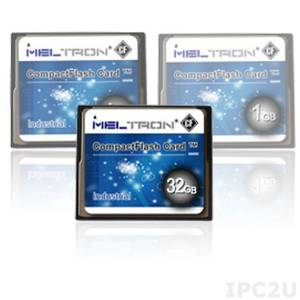 65PH032GBI-RU Industrial CompactFlash Disk 32GB, With wide operating temperature -40..85 C