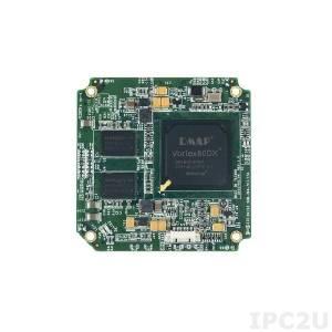 SOM304SX31PINE1 SOM304 Module Vortex86SX-300MHz CPU with 128MB DDR2, 4xCOM, 4xUSB, LAN, 2xGPIO