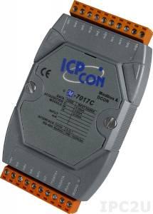 M-7017C 8 Channels Analog Input Module, Modbus RTU
