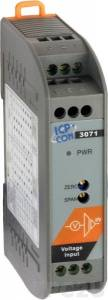 SG-3071 Isolated Analog Voltage Signal Conditioner 0...10 VDC, 24 VDC Power Supply