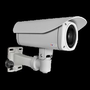 B44 1.3MP Zoom Bullet with D/N, Adaptive IR, Basic WDR, SLLS, 10x Zoom lens, f4.9-49mm/F1.8-3.0, DC iris, H.264, 720p/60fps, DNR, Audio, MicroSDHC/MicroSDXC, PoE/DC12V, IP67, IK10 (metal casing) , DI/DO