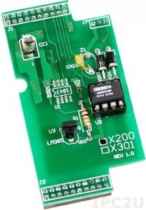 X200 1 Channel Analog Input Board for I-7188XC