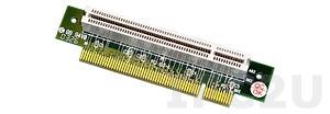 GHP-R0101 1xPCI Slot Riser Card, 32bit, for 1U Rackmount Chassis, 5V max