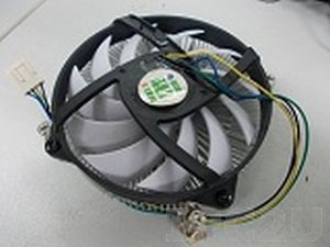 CF-PV4010 CPU Fan with screw (40mm x40mm x10mm)