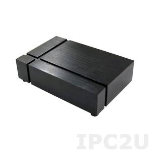 AN2571 ANT Embedded Server, Luefterloser Mini-PC, Intel Atom N2600 1.6GHz, 2I260A-DH26 CPU Card, 2GB DDR3 onboard, HDMI, DVI, Gbit LAN, 2xUSB, Audio, mSATA Half-Size Socket, Mini-PCIe, External Power Adapter 12V