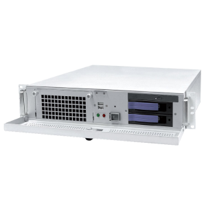 iROBO-23233-16P 2U Rackmount Industrial Computer, PICMG 1.3, Intel Core i3 or Xeon E3-1200 v3 (need Graphics Adapter) CPU, Intel C226 Chipset, up to 16GB DDR3 ECC RAM, 1xPCI Express x16/1x PCI Express x4/3xPCI Expansion Slots, 2xGbit LAN, 2xCOM, 400W PSU