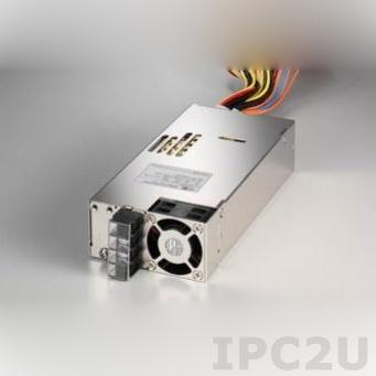 ZIPPY DP1P-5300V 1U DC Input 300W ATX Industrial Power Supply, RoHS