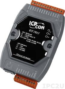 ET-7015 Measure temperature with RTD Sensor