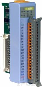 I-8054 Isolated Digital I/O Module, Parallel Bus