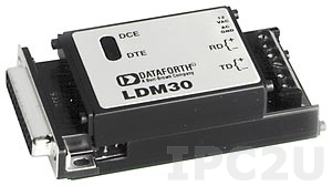 LDM30-S RS-232 Range Extender, 19.3 km, max 56 kbps, max 19.3 km