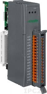 I-87024RW 4-channel 14-bit analog output module, High Profile