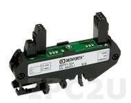 8BP01-224 Single Channel DIN Backpanel, 24V Power with no CJC